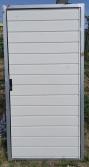 Drzwi Stalowe 110 x 215 cm