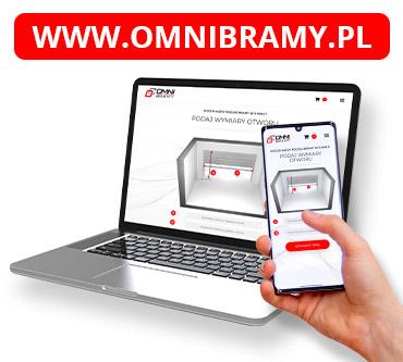 Konfigurator bram www.omnibramy.pl